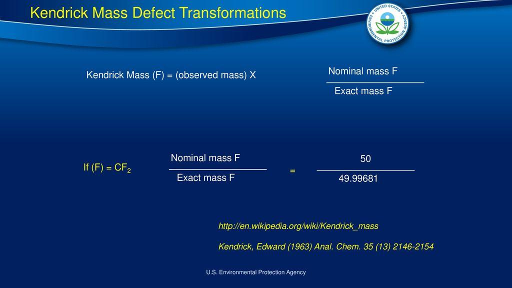 Mark Strynar USEPA/ORD/NERL/EMMD - ppt download