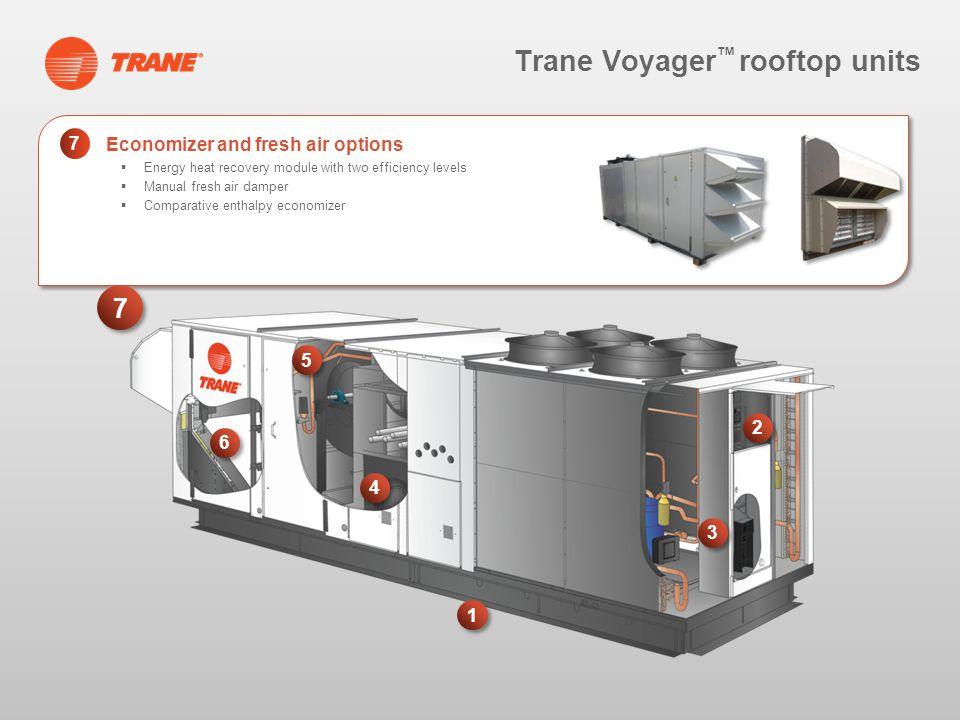 trane voyager u2122 rooftop units
