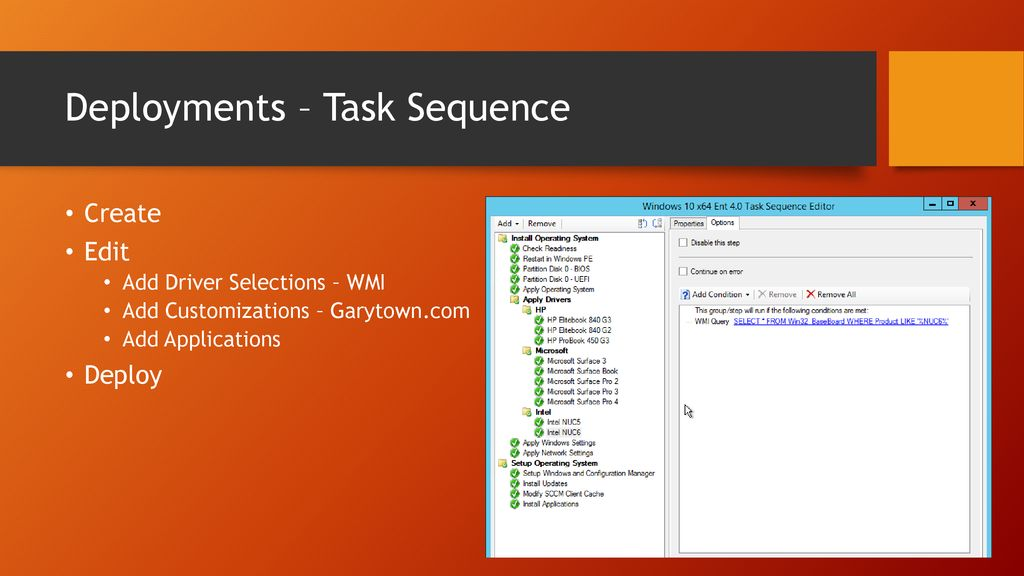 Windows 10 Imaging & Deployment - ppt download