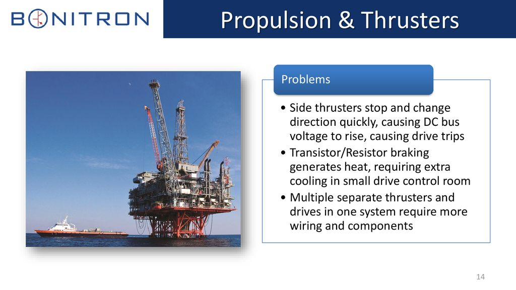 Marine Drive Applications - ppt download