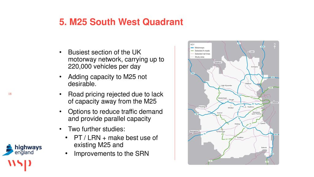 Map Of England Road Network.Keynote Stage Sponsor Ppt Download