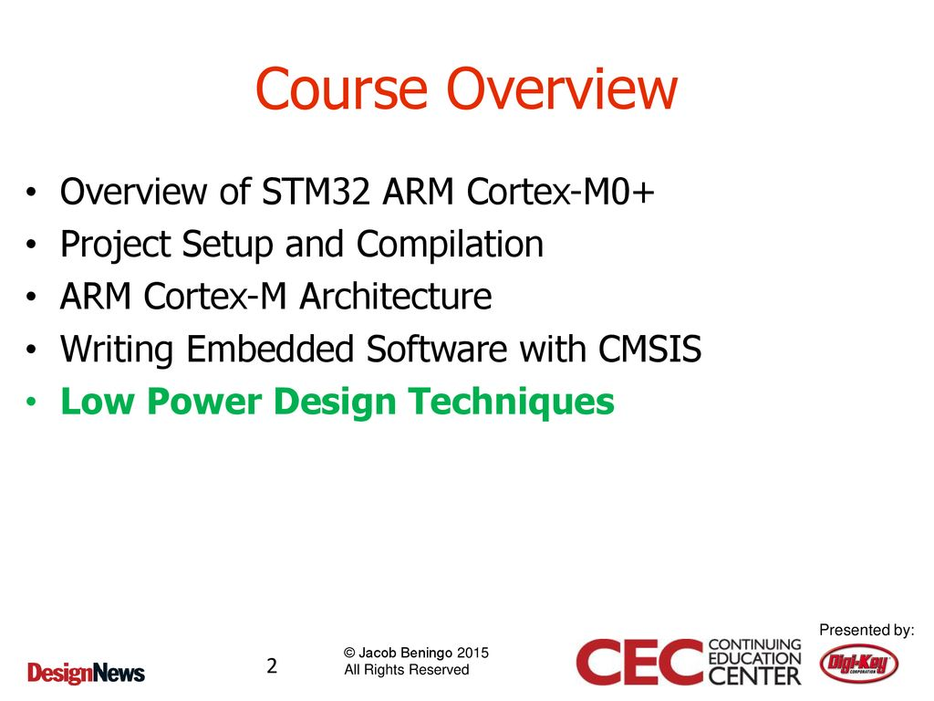 Embedded System Design Techniques™: - ppt download