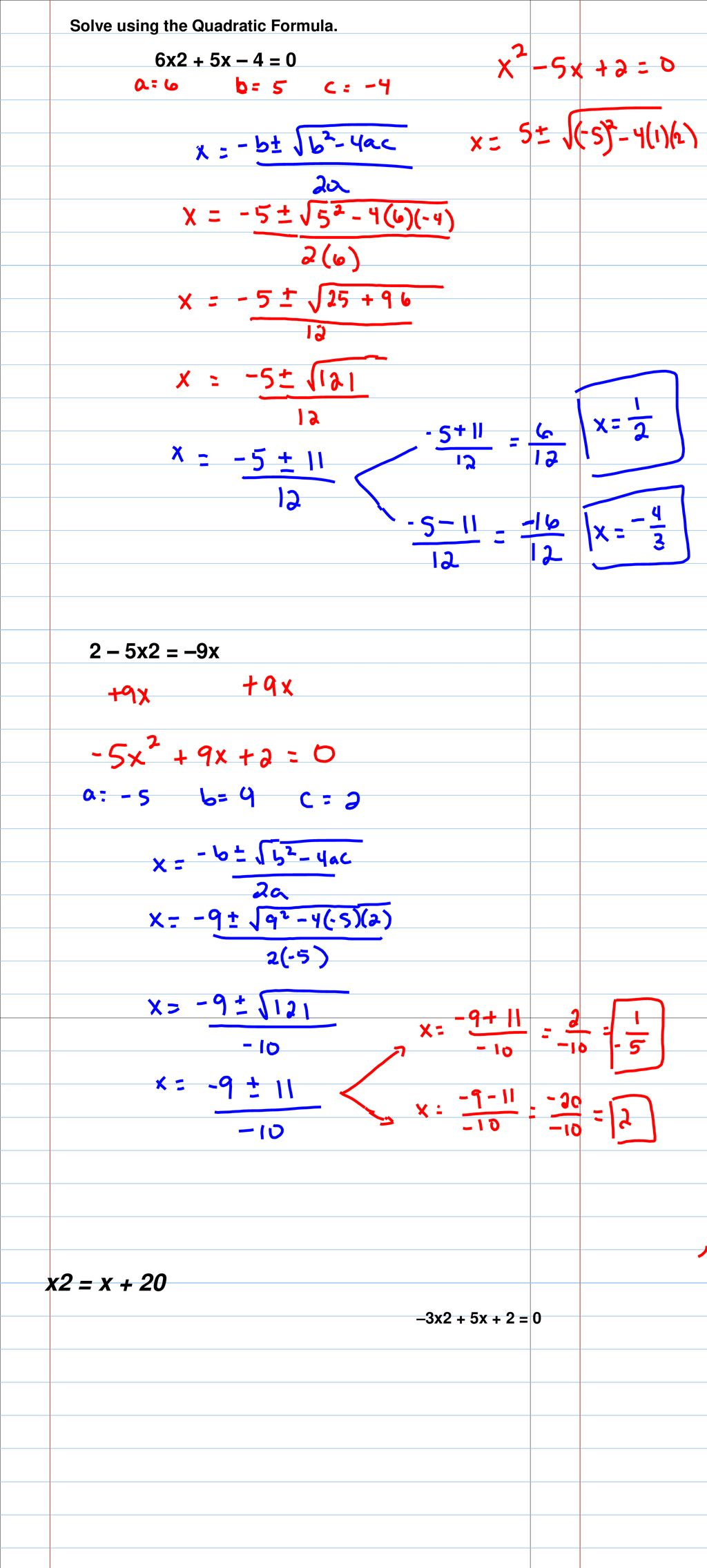 Bellwork: 3/6/18 Solve Using Square Roots: 1) X2+8=29 - Ppt Download