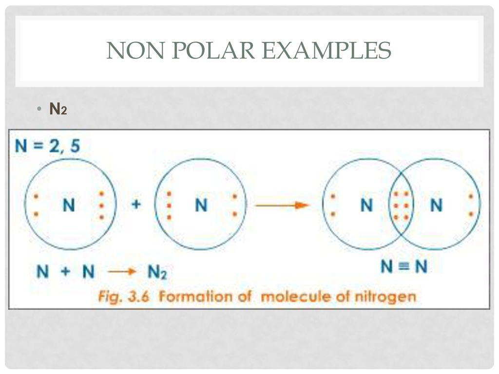 Polar Vs Non Polar Bonds Ppt Download
