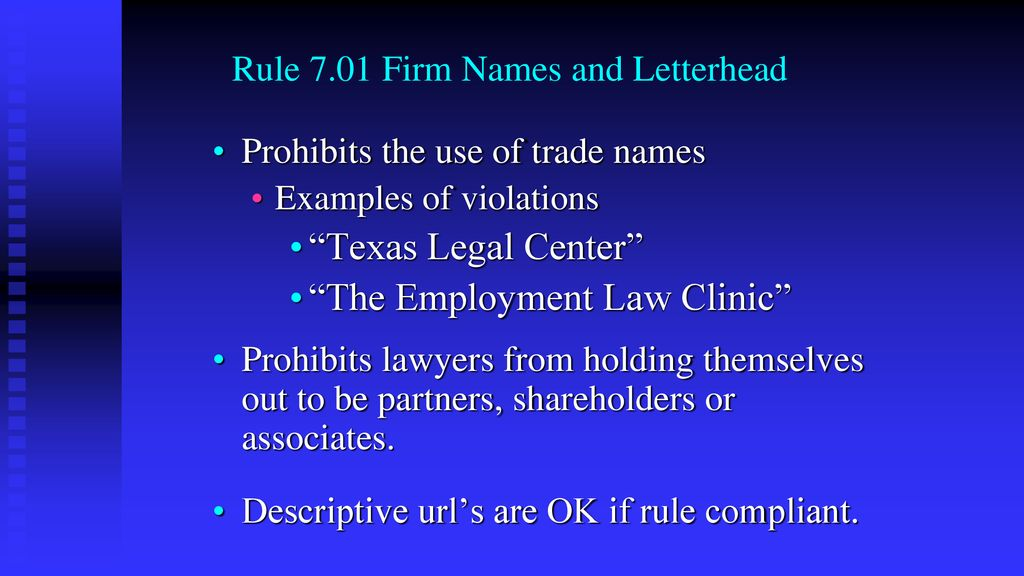 Attorney Advertising and Social Media - ppt download