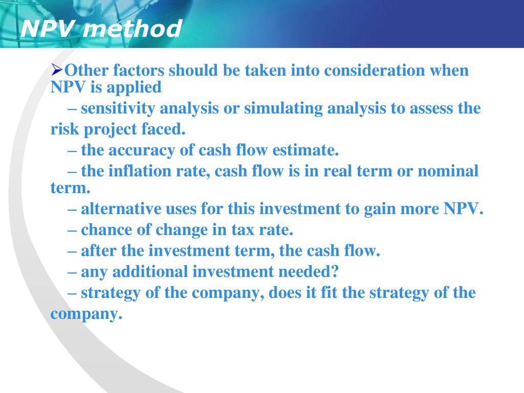 Chapter 7 Investment decisions - ppt download