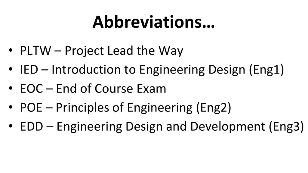 Introduction To Engineering Design Ppt Download