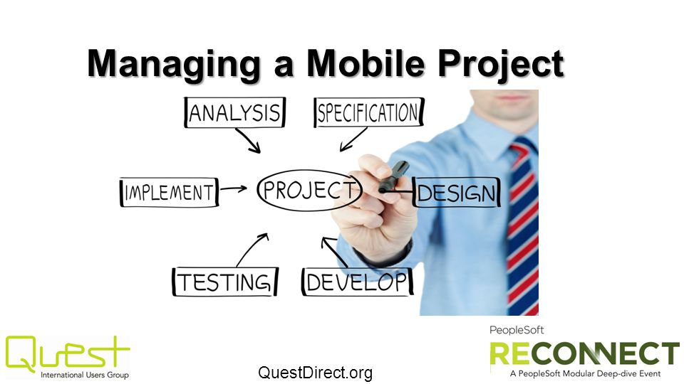 Managing a Mobile Project