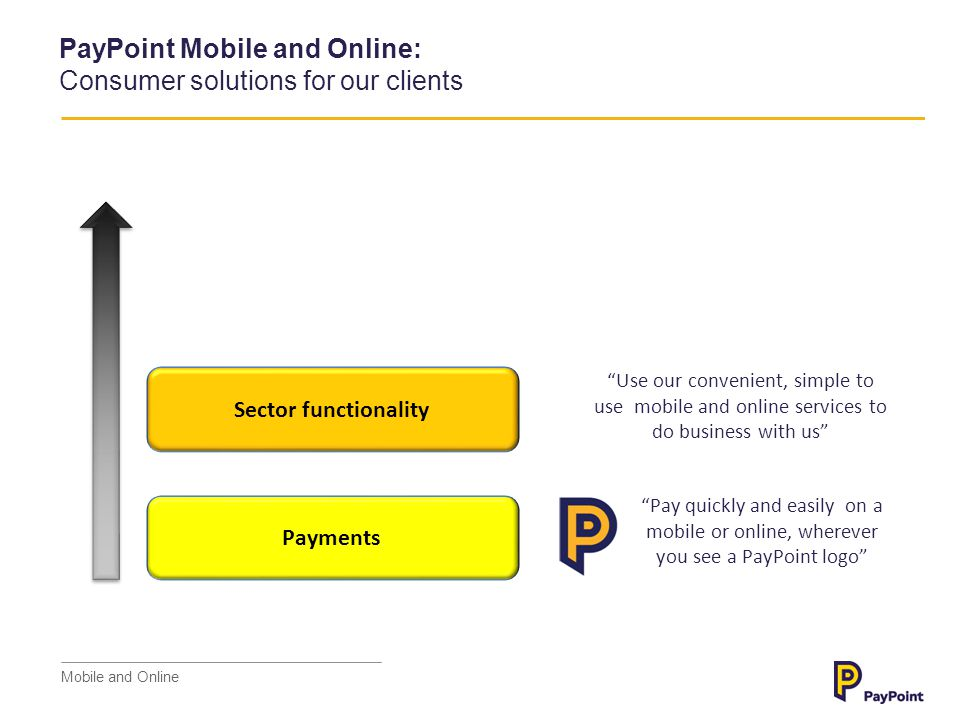 PayPoint Mobile and Online - ppt download