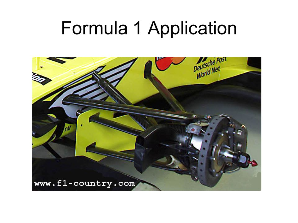 Formula 1 Application