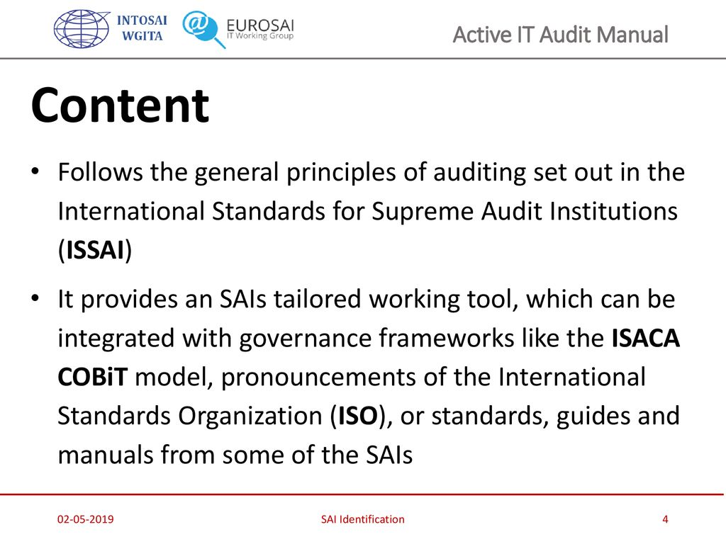 What is IT audit? An examination of how IT systems where
