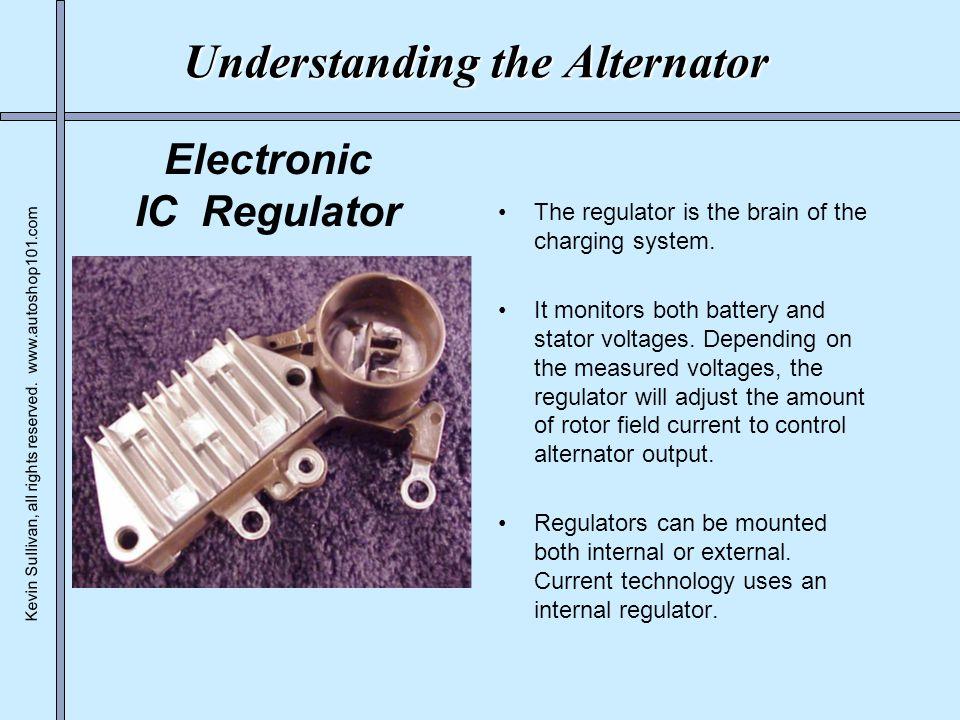 Exelent Alternator Ic Regulator Diagram Ornament - Schematic Diagram ...