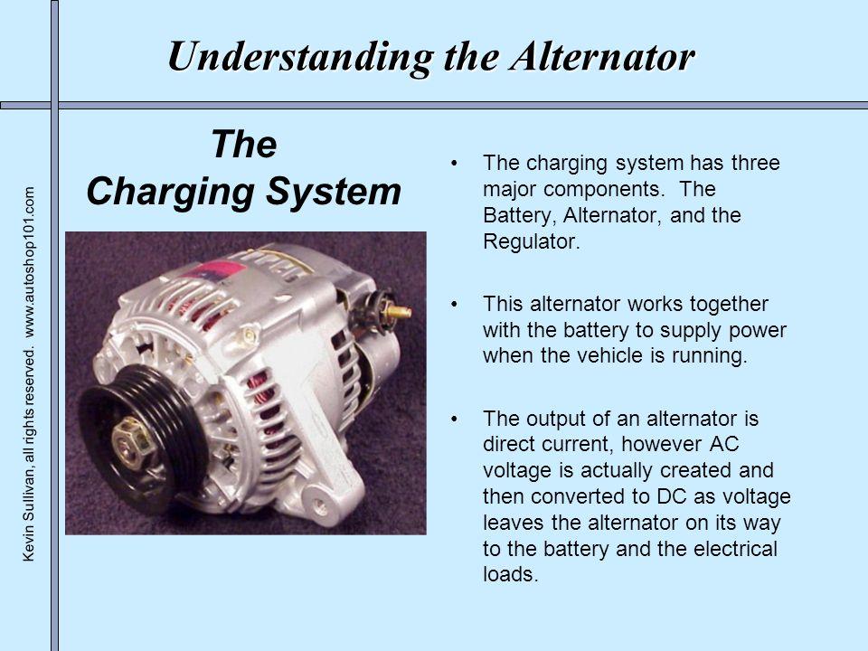 Understanding the Alternator
