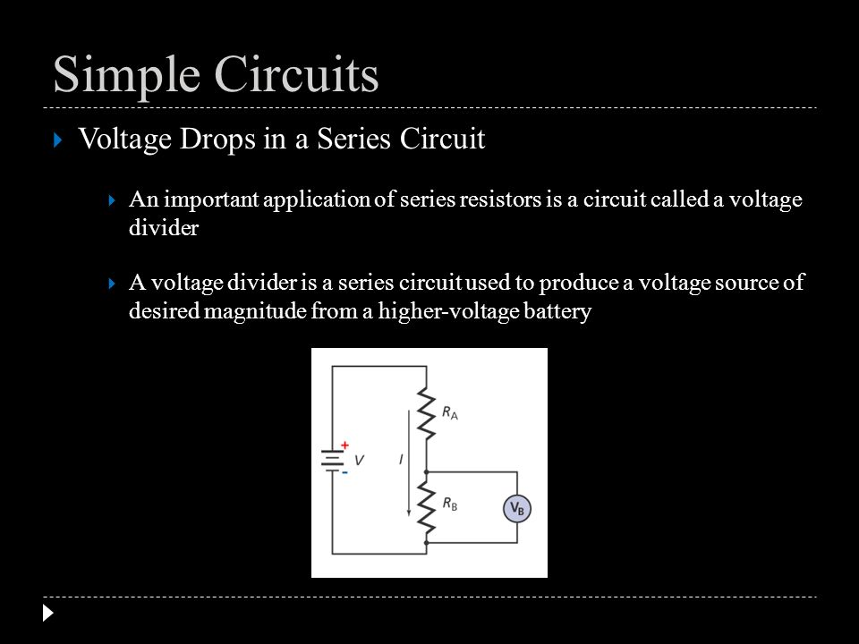 electricity circuits ppt download rh slideplayer com fourier series circuit application rc series circuit applications