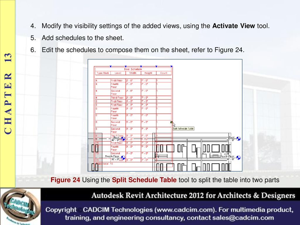 Learning Objectives • Add drawing sheets to a project using