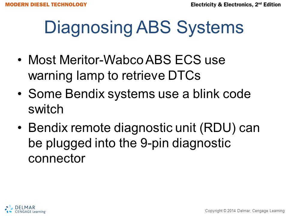 Meritor abs flash codes | Wabco D version ECU Blink Code List  2019