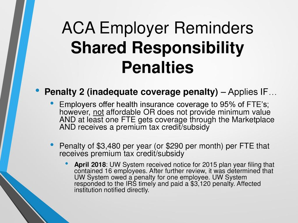 Affordable Care Act (ACA) - ppt download