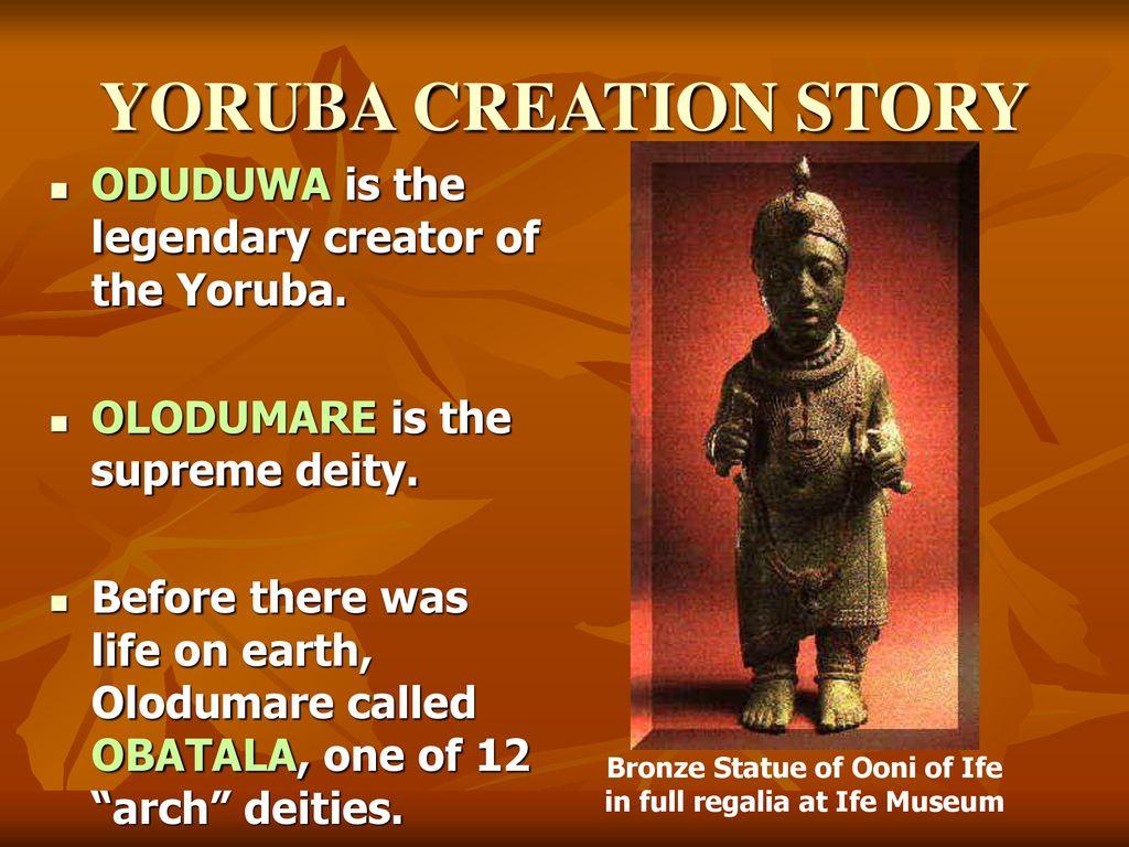 Origin Stories Origin Stories are stories that we humans
