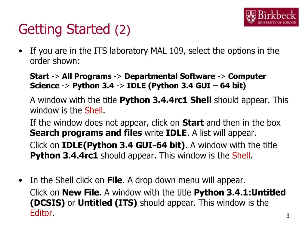 Introduction to Programming - ppt download