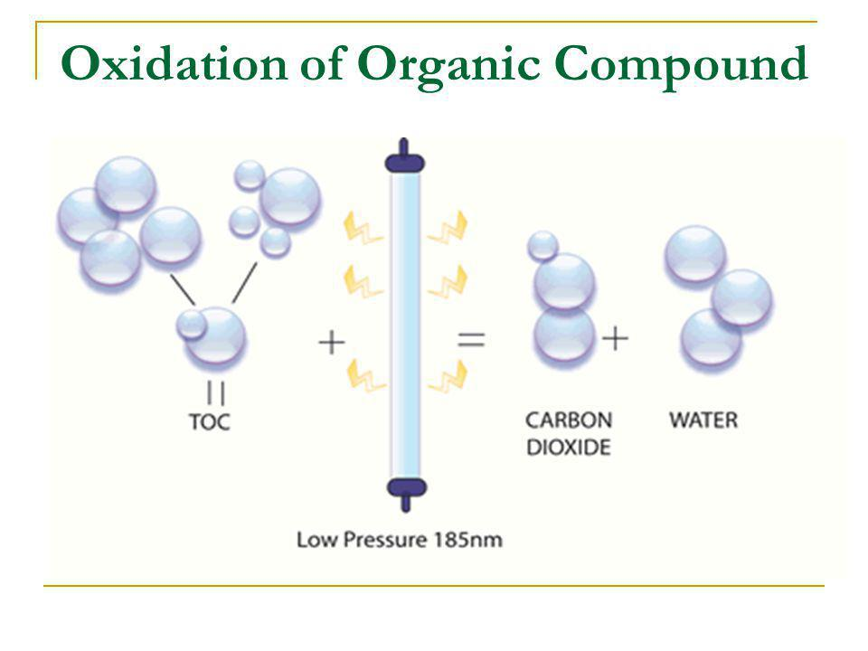 Oxidation of Organic Compound