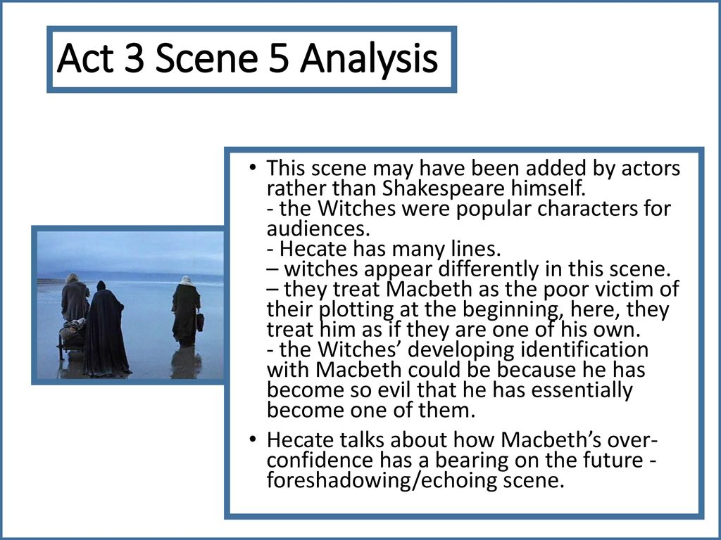 Lesson 8 Hubri And Fate Objective To Identify How Pride Come Before A Fall Shakespeare Frame The Idea Of Ppt Download Macbeth Act 3 Scene 1 Explanation