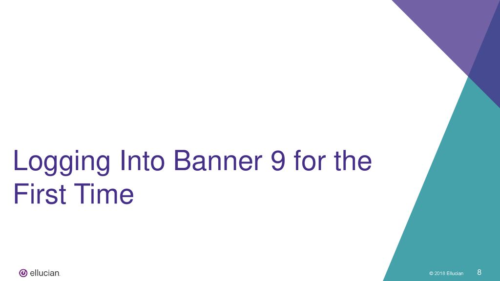 Introduction to Banner 9: Student - ppt download