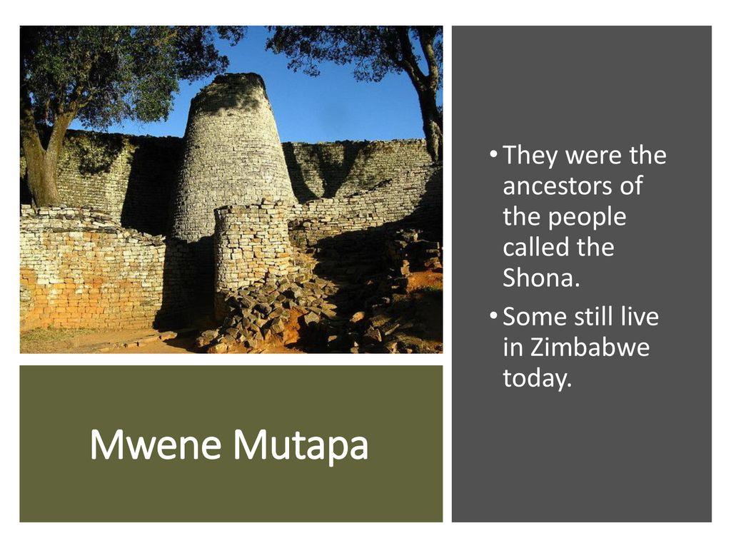 12.5 Mwene Mutapa Pg ppt download