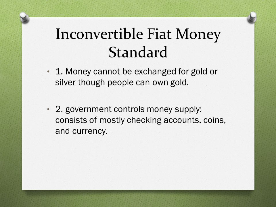 Chapter 11 – Money and Banking - ppt video online download