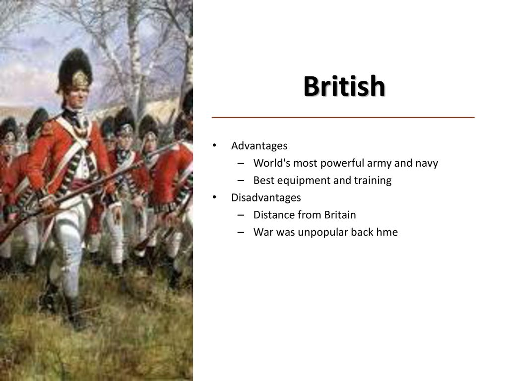 The American Revolution - ppt download