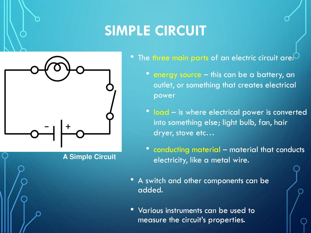 Electrical Circuits. - ppt download on
