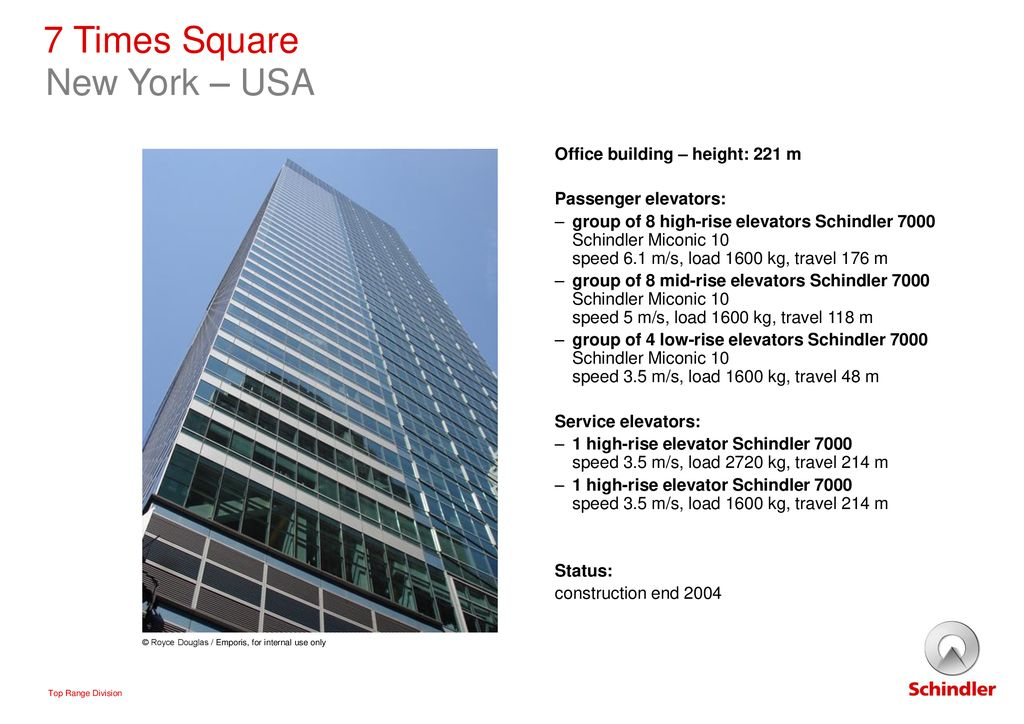 222 East 41st Street New York Usa Office Building Height 114 M Ppt Download