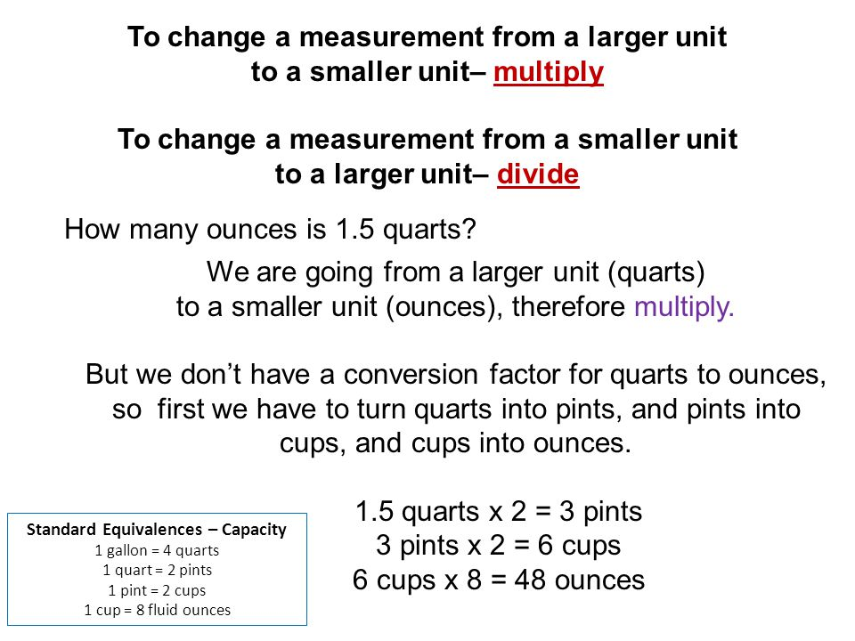 Measurement Units Of Weight Mass
