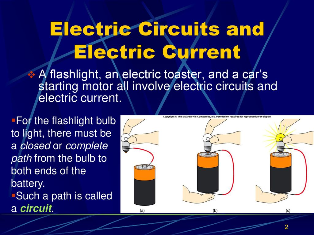 All About Electric Circuits