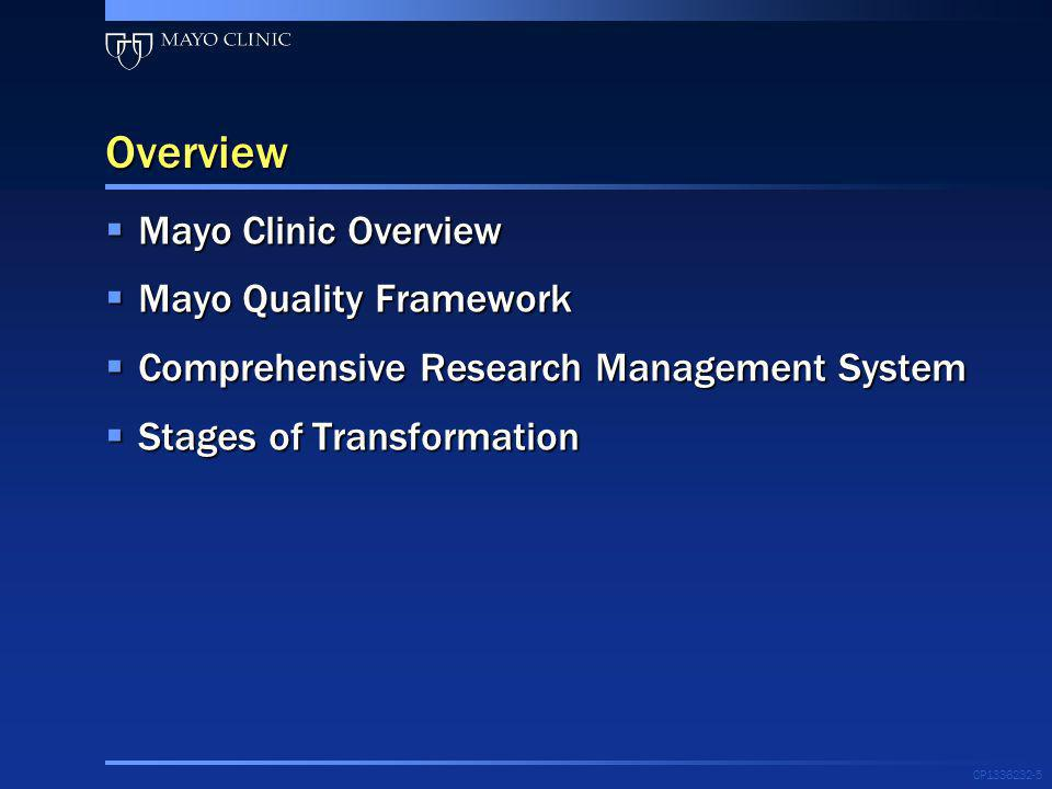A Case Study Transforming Research Management Systems at