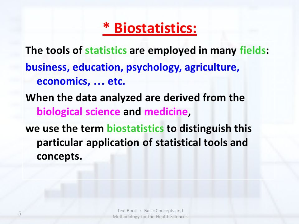 Lectures of Stat -145 (Biostatistics) - ppt video online
