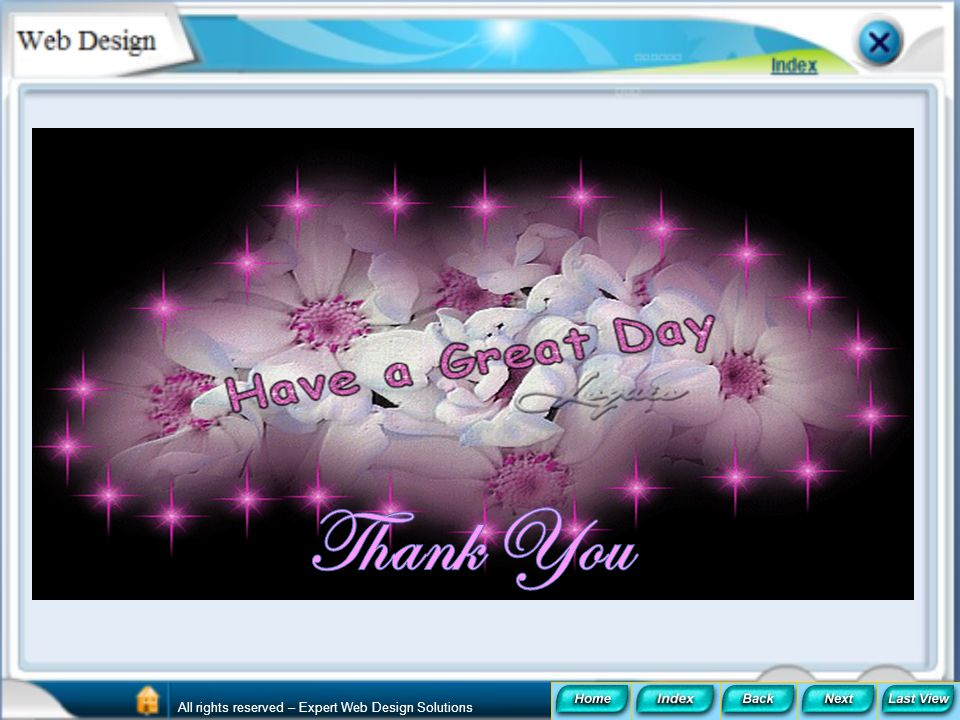 Thank You All rights reserved – Expert Web Design Solutions
