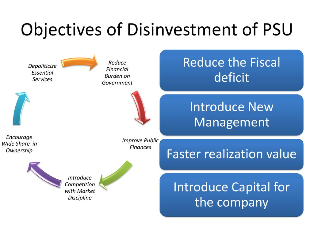 Meaning and objective of disinvestment greg valliere horizon investments
