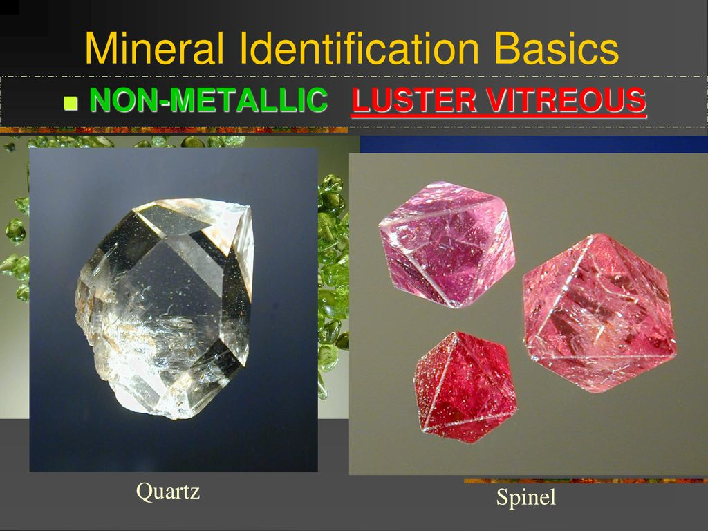 Where do Minerals Come From? pg ppt download