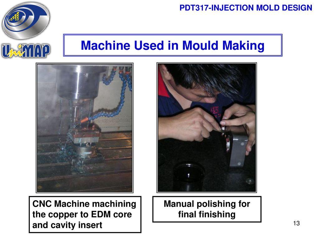 Edm Mold Finish