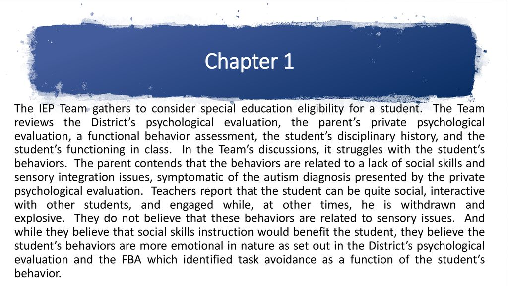 Is Special Education In Trouble >> Choose Your Own Adventure Trouble On Special Education Island Ppt