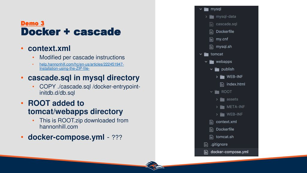 Iterating Faster with Docker + Cascade - ppt download
