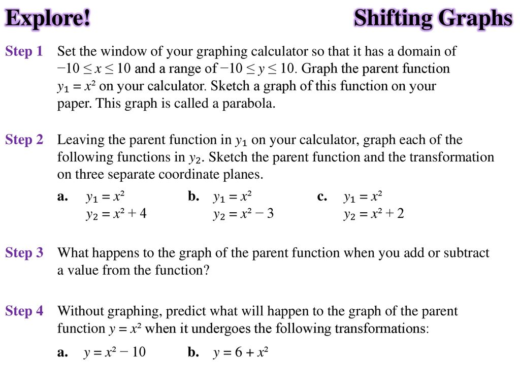Core Focus on Functions & Data - ppt download