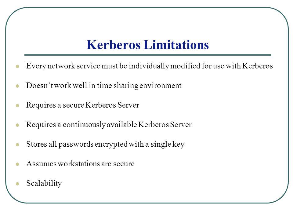 Kerberos authentication for multi-organization cross-realm.