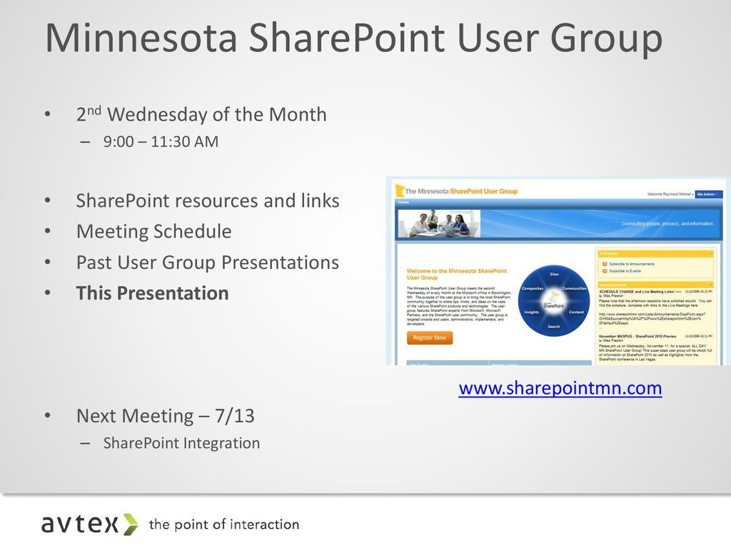Migrating to SharePoint ppt download