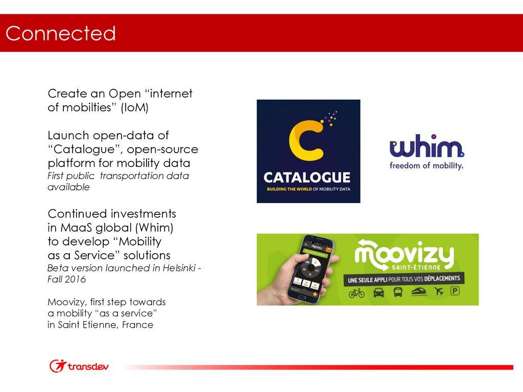 Current Transportation Advancements in Transdev - ppt download