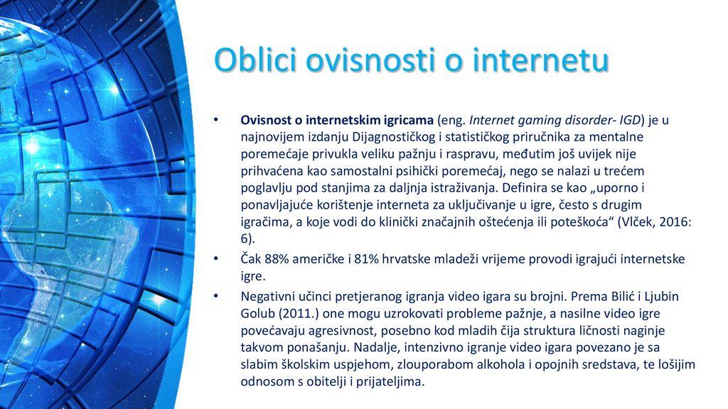 Definirano internetsko druženje