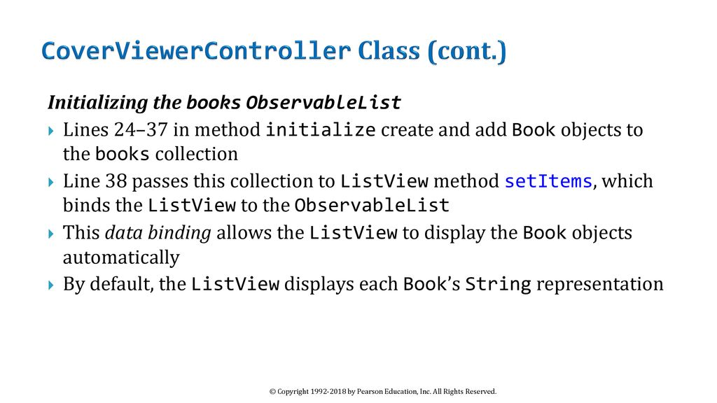 Chapter 13 JavaFX GUI: Part 2 - ppt download
