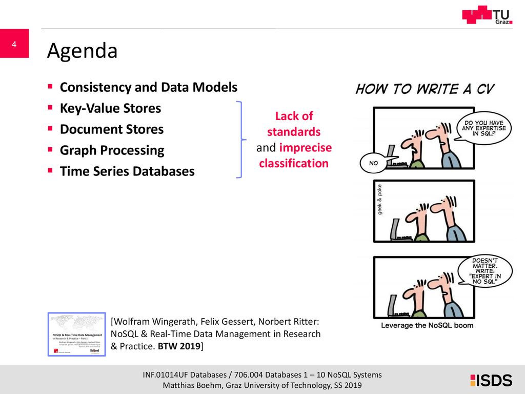 Database Systems 10 NoSQL Systems - ppt download