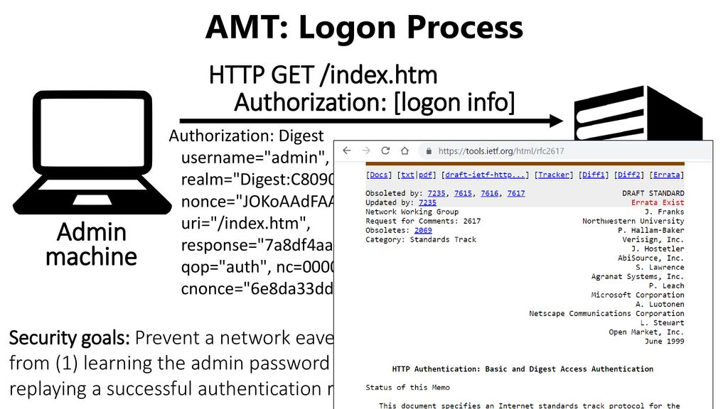 Security CS 161: Lecture 24 4/29/ ppt download