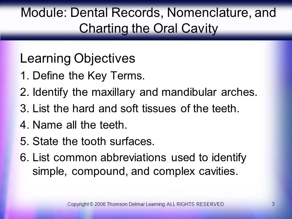 Powerpoint Presentation For Introduction To Dental Assisting Ppt